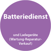 Button Batteriedienst